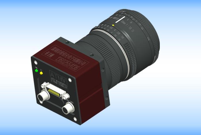 高速线阵相机驱动采集电路